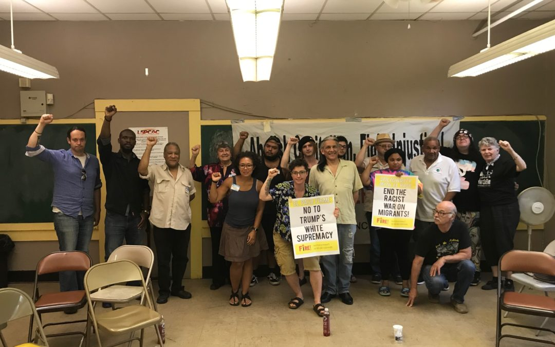 Atlanta, Buffalo meetings declare: Solidarity with El Paso! Smash White Supremacy!
