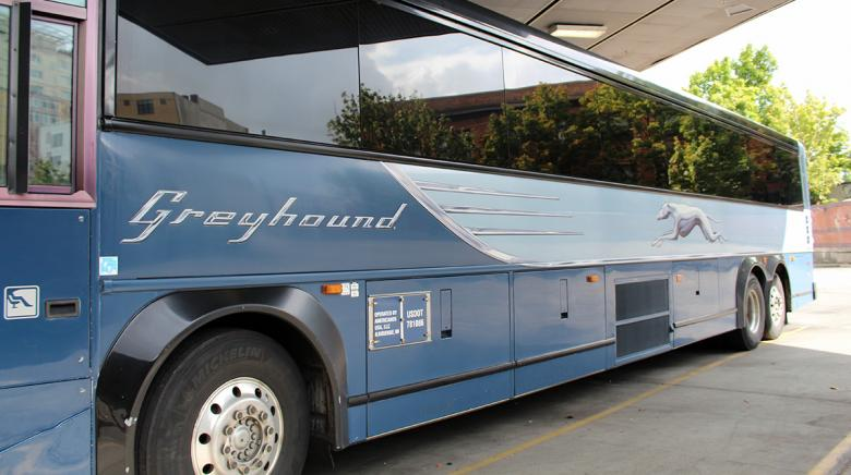 Portland protesters to Greyhound: Stop letting immigration agents on buses