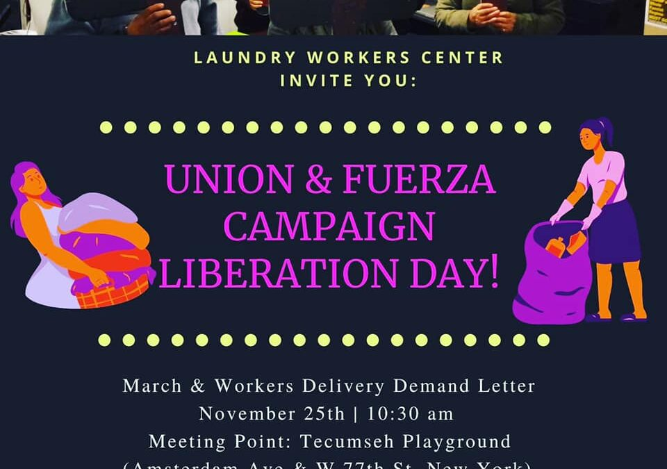 TikTok: Union & Fuerza Campaign Liberation Day Launch! See the TikTok